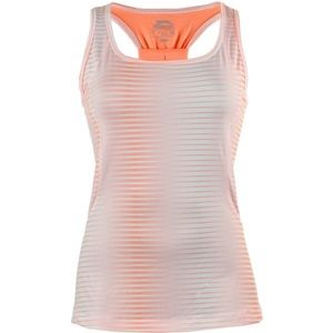 Workout peach tennis tank top